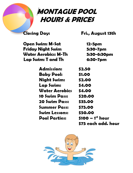 POOL & PRICES